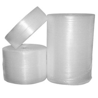 """Clear Bubble Packing Wrap Roll (12"""" x 175')"""