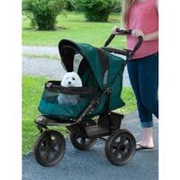 Pet Gear No-zip AT3 Pet Stroller