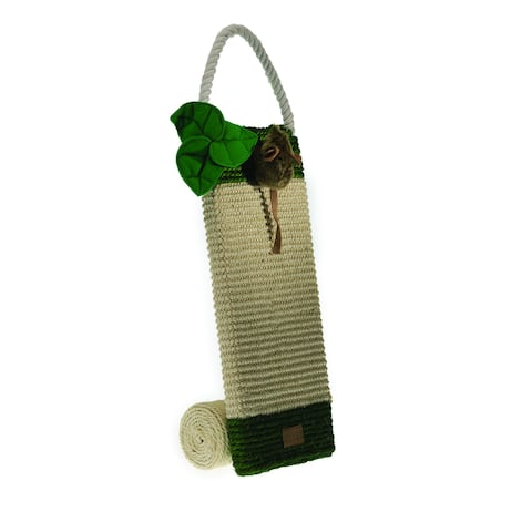 Green, Sisal Rope Cat Toys & Tunnels | Find Great Cat