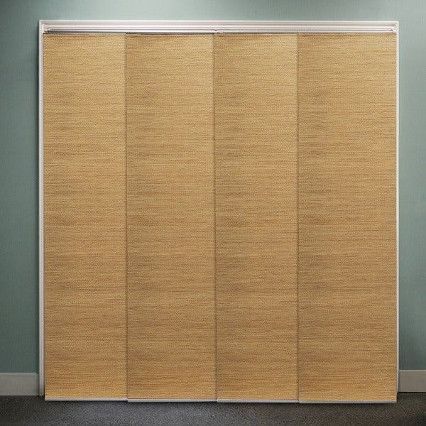 Chicology Adjustable Sliding Panel Frontier Natural