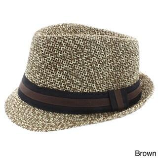 Faddism Men's Classic Fashion Fedora Hat