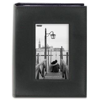 Pioneer Photo Albums 200-pocket Sewn Leatherette Frame Cover Album (2 Pack)