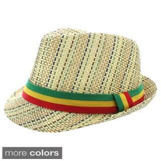 Faddism Men's Fashion Fedora Hat