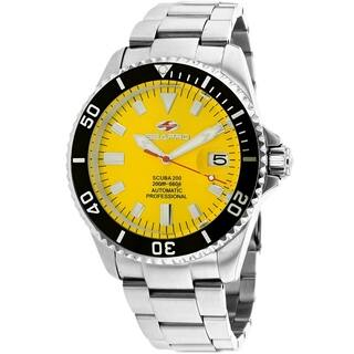 Seapro Men's Scuba 200 Stainless Steel Watch|https://ak1.ostkcdn.com/images/products/9219290/P16388045.jpg?impolicy=medium