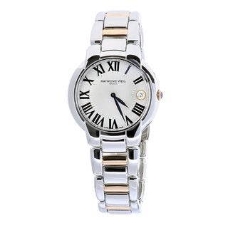 Raymond Weil Women's 2935-S5-01659 Jasmine Automatic Watch