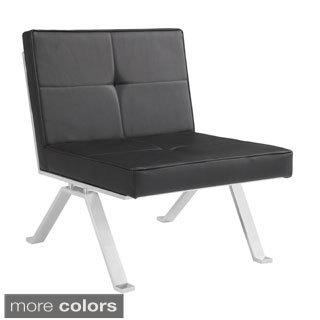 Sunpan 'Ikon' Eos Faux Leather Chair