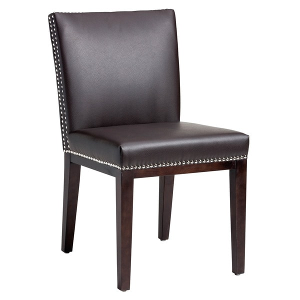 Sunpan 5West Vintage Bonded Leather Dining Chairs Set  : Sunpan 5West Vintage Bonded Leather Dining Chairs Set of 2 2bf81720 3971 4b86 8478 f9bd18ef88ef600 from www.overstock.com size 600 x 600 jpeg 24kB