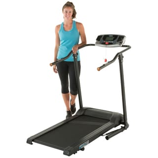 ProGear HCXL 4000 Ultimate High Capacity Walking and Jogging Electric Treadmill with Heart Pulse Sys