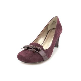 Circa Joan & David Women's 'Virnica' Regular Suede Dress Shoes (Size 11 )