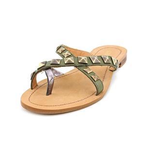 Guess Women's 'Fanette' Leather Sandals