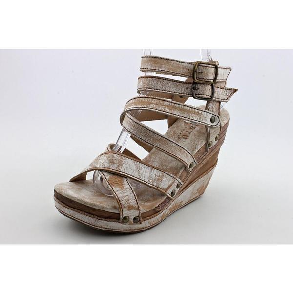 bed stu women's 'juliana' synthetic sandals (size 6.5 ) - free