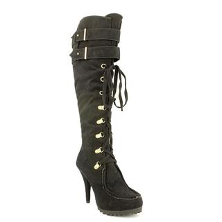 Baby Phat Women's 'Guest' Basic Textile Boots