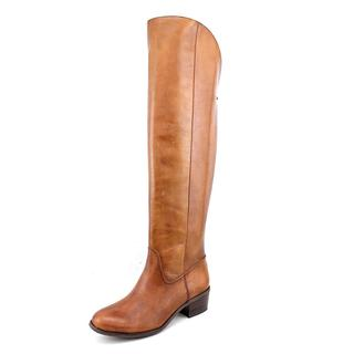 INC International Concepts Women's 'Beverley' Leather Boots (Size 5 )