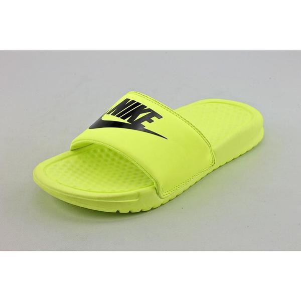 1c1b548b7998 ... ebay nike slippers for kids 3c5b9 07279 reduced bright neon yellow ...