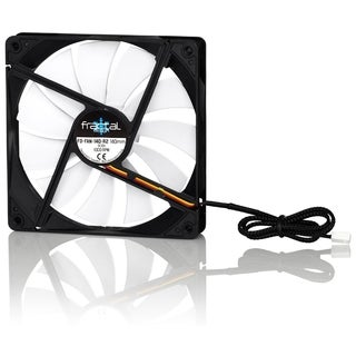 Fractal Design Silent Series R2 140mm Cooling Fan Black