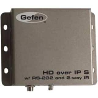 Gefen HDMI, RS-232 and bi-directional IR Extender over IP - Sender|https://ak1.ostkcdn.com/images/products/9224555/P16392734.jpg?impolicy=medium