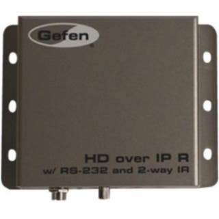 Gefen HDMI, RS-232 and bi-directional IR Extender over IP - Receiver|https://ak1.ostkcdn.com/images/products/9224556/P16392735.jpg?impolicy=medium