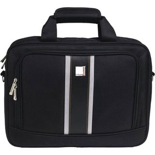 "Urban Factory TLM04UF Carrying Case for 14.1"" Notebook - Black"