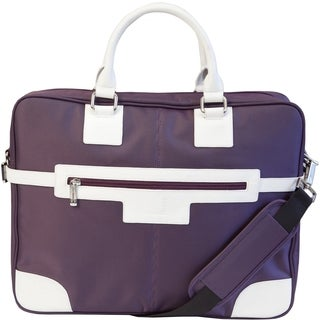 "Urban Factory Carrying Case for 16"" Notebook, Accessories - Violet"