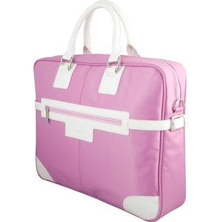 "Urban Factory Carrying Case for 16"" Notebook, Accessories - Rose"