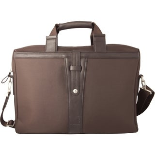 "Urban Factory Carrying Case for 16"" Notebook - Brown"