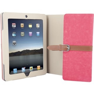 Urban Factory Carrying Case (Portfolio) for iPad - Red