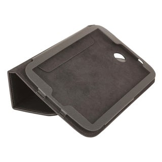 "Urban Factory Elegant Carrying Case (Folio) for 8"" Tablet - Black"