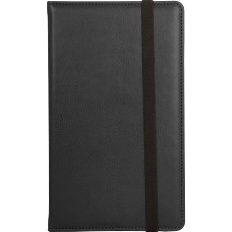 "Urban Factory Carrying Case (Folio) for 7"" Tablet - Black"