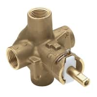 Moen 2510 M-pact Posi-Temp 0.5-inch IPS Connection Valve System