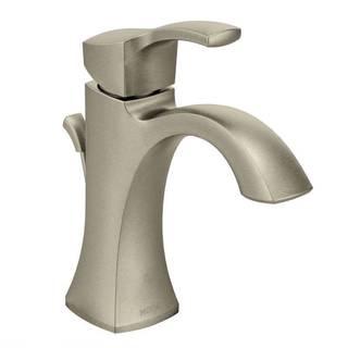 Moen Voss Brushed Nickel One-handle High Arc Bathroom Faucet