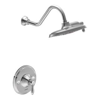 Moen Weymouth Chrome Posi-Temp Shower Kit