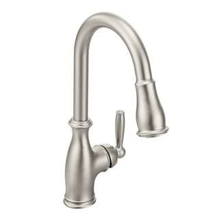 Moen Brantford Stainless Steel Single Handle Pulldown Kitchen Faucet