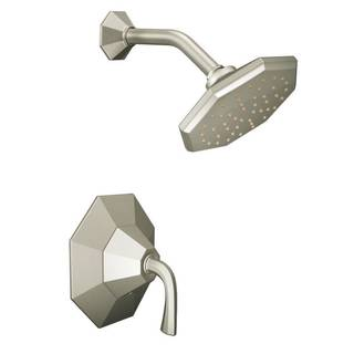 Moen Felicity Brushed Nickel Posi-Temp Shower