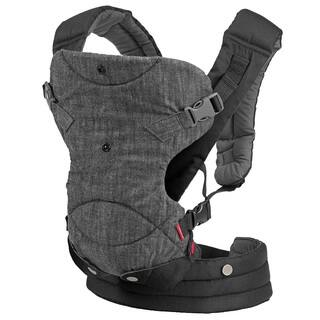 Infantino Fusion 4-in-1 Convertible Baby Carrier|https://ak1.ostkcdn.com/images/products/9227908/P16395706.jpg?impolicy=medium