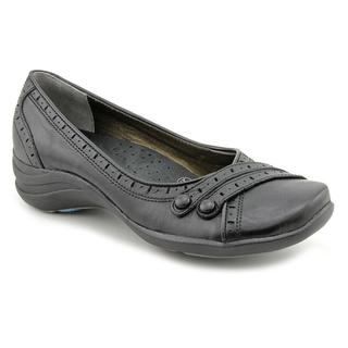 Hush Puppies Women's 'Burlesque' Leather Casual Shoes - Extra Wide
