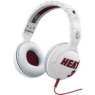 Skullcandy NBA Hesh 2 Miami Heat Dwyane Wade Headphones with Mic