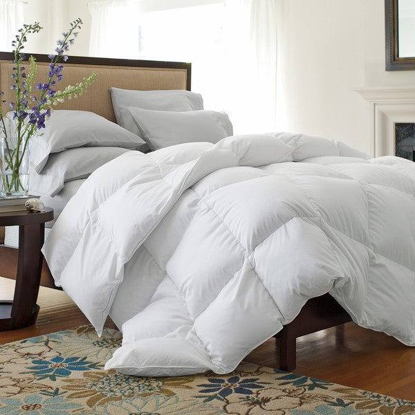 Shop 233 Thread Count Lightweight White Feather And Down