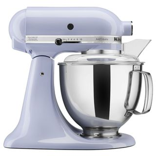 KitchenAid KSM150PSLR Lavender 5-quart Artisan Tilt-head Stand Mixer with $50 Rebate