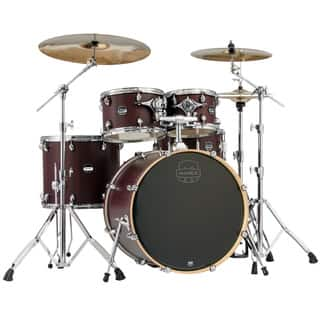 Mapex Mars Series 5-piece Bloodwood Rock Drum Shell Pack|https://ak1.ostkcdn.com/images/products/9229986/P16397546.jpg?impolicy=medium