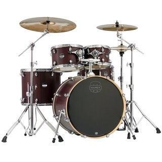 Mapex Mars Series 5-piece Bloodwood Rock Drum Shell Pack