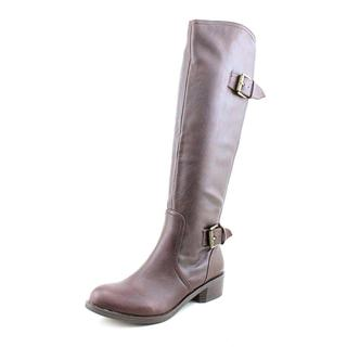 Style & Co Women's 'Derbey' Leather Boots (Size 6 )