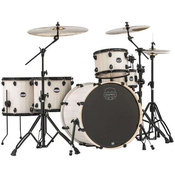 Mapex Mars Series Crossover 5-piece Bonewood Drum Shell Pack