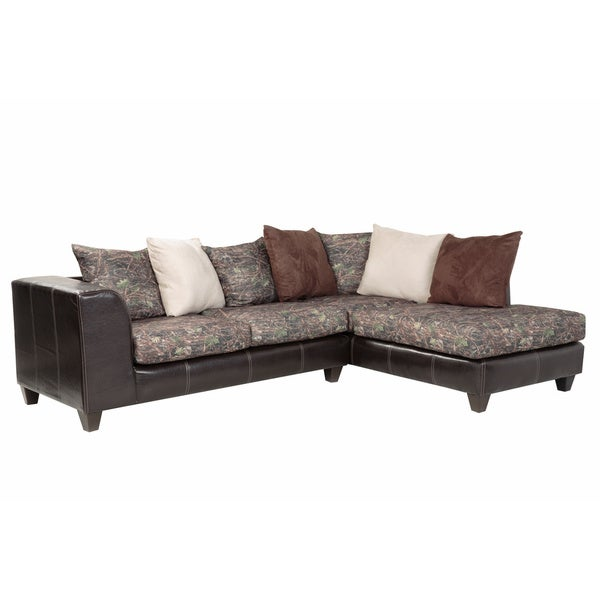 Shop Camouflage Sectional Sofa