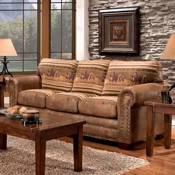 Admirable Wild Horses Sofa Inzonedesignstudio Interior Chair Design Inzonedesignstudiocom