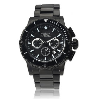 Invicta Men's 15404 Stainless Steel 'Pro Diver' Chronograph Watch
