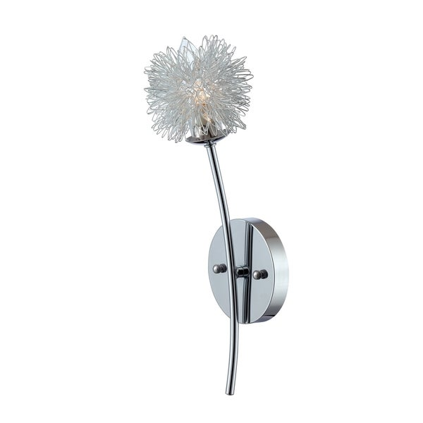 Wall Sconces With Flowers: Shop Flower Power Wall Sconce