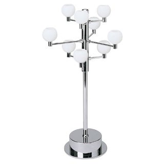 Lite Source Marble 9-light Table Lamp