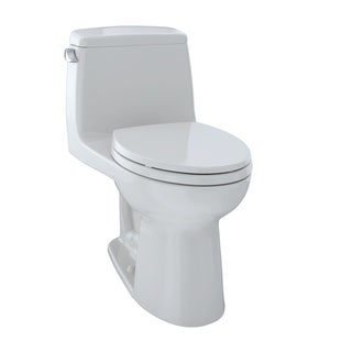 Toto Ultramax One-piece Colonial White Toilet