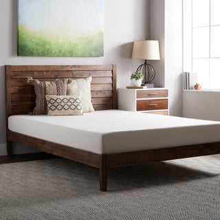 SL Loft Medium Firm 8-inch Queen-size Memory Foam Mattress