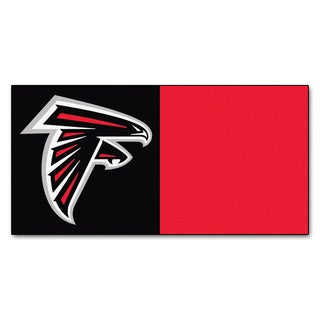 Fanmats NFL Team Carpet Tiles
